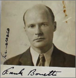 Bonetti, Frank Giuseppe.