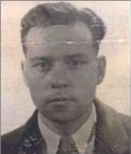 Lindberg, Harold Fridjof.