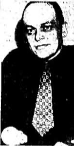 Sprungman, Walter Howard.