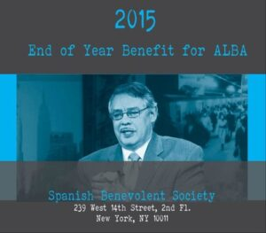 End of the Year Benefit Brunch 2015