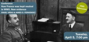 How Franco Was Kept Neutral in WWII: New Evidence