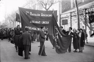Fighting Fascism: Learning from the Abraham Lincoln Brigade and  the Spanish Civil War