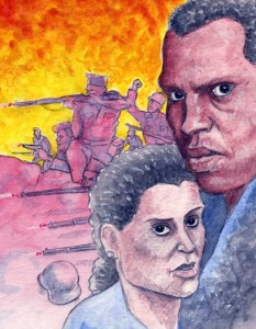 About 'Robeson in Spain'