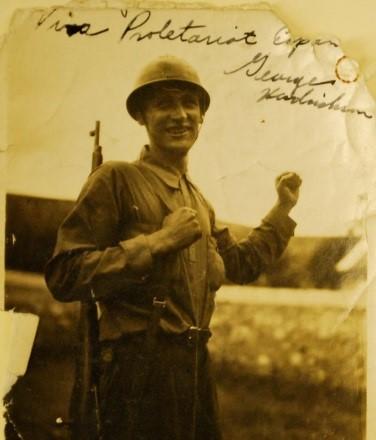Hendrickson, George Sidney.